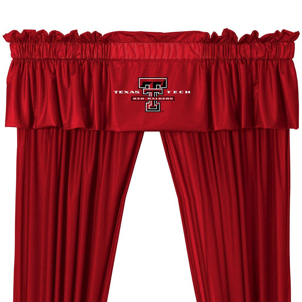 Texas Tech Red Raiders Valance - 14