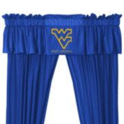 "West Virginia Mountaineers Window Valance - 14"" x 88"""