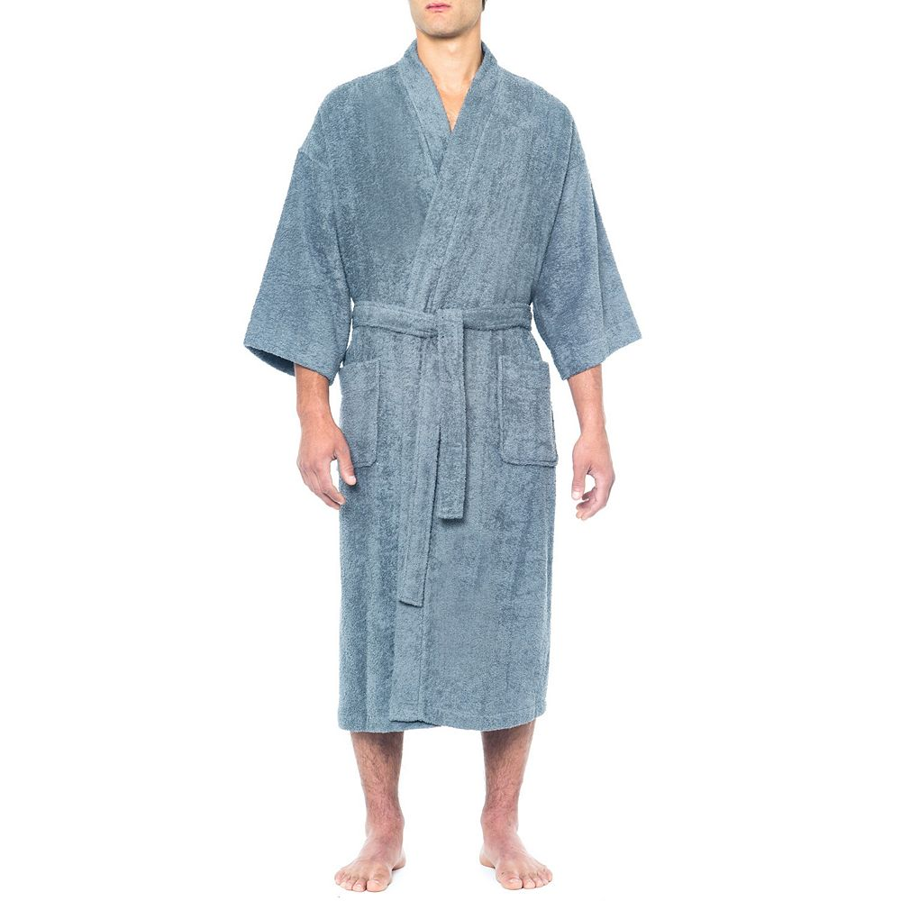 Men's Residence Loop Terry Robe