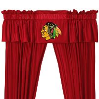 Chicago Blackhawks Window Valance - 14