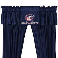 Columbus Blue Jackets Window Valance - 14