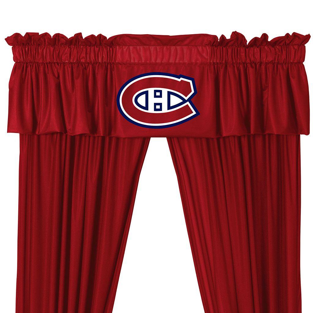 Montreal Canadiens Valance - 14
