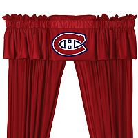 Montreal Canadiens Window Valance - 14