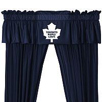 Toronto Maple Leafs Window Valance - 14