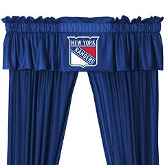 New York Rangers Window Valance - 14' x 88'