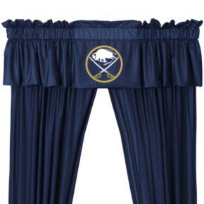 "Buffalo Sabres Window Valance - 14"" x 88"""