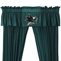 San Jose Sharks Window Valance - 14