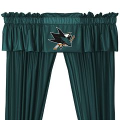 San Jose Sharks Window Valance - 14' x 88'