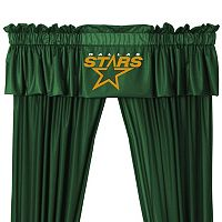 Dallas Stars Window Valance - 14
