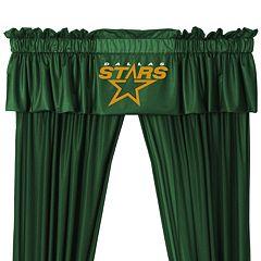 Dallas Stars Window Valance - 14' x 88'