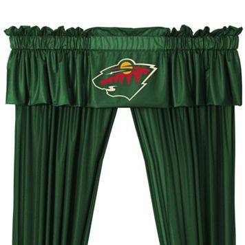 Minnesota Wild Window Valance - 14
