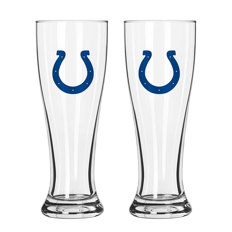 Indianapolis Colts 2-pc. Pilsner Glass Set