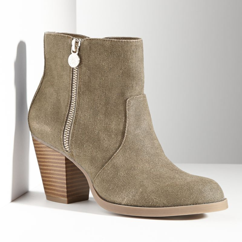 ankle boots kohl s