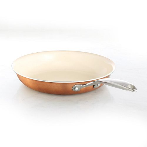 Food Network 10 In Ceramic Nonstick Skillet
