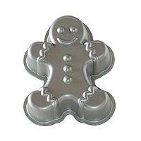 Nordic Ware Nonstick Gingerbread Man Pan