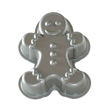 Nordic Ware Nonstick Gingerbread Man Pan