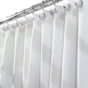 York Fabric Shower Curtain