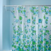 Bubblz PEVA Shower Curtain