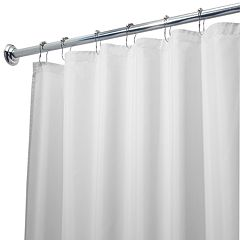 Waterproof Fabric Shower Curtain Liner - 72'' x 72''