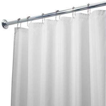 Waterproof Fabric Shower Curtain Liner - 54'' x 78''