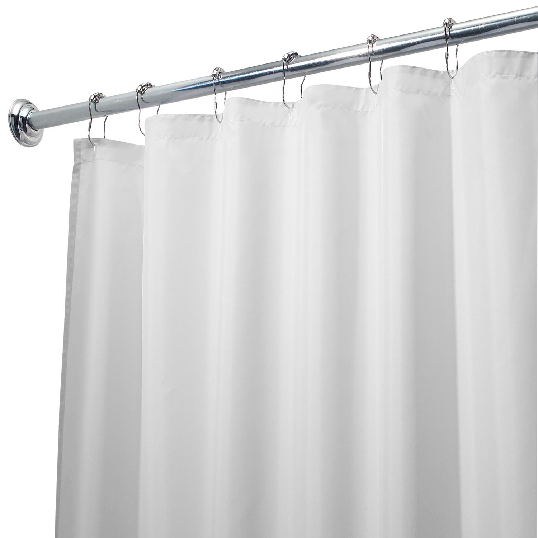 Waterproof Fabric Shower Curtain Liner   72u0027u0027 X 96u0027u0027