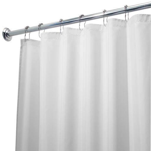 Waterproof Fabric Shower Curtain Liner - 72'' x 108''