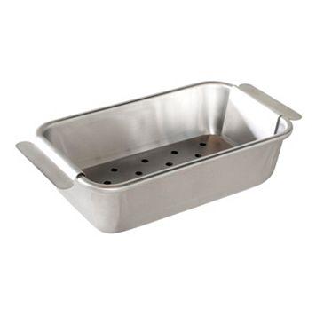 Nordic Ware 2-pc. Meatloaf Pan & Lifting Trivet Set
