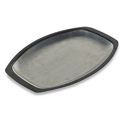 Nordic Ware Stainless Steel Grill & Serve Plate