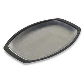 Nordic Ware Stainless Steel Grill and Serve Plate