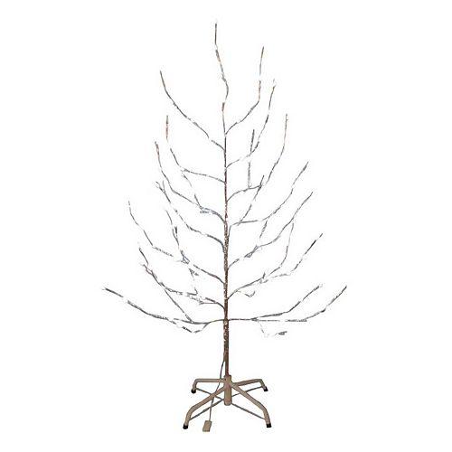 Pre-Lit Twig Twinkle Artificial Christmas Tree - Kurt Adler 6-ft. Pre-Lit Twig Twinkle Artificial Christmas Tree