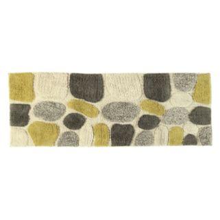 Chesapeake Pebbles Bath Rug Runner - 2' x 5'