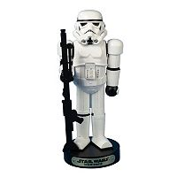 Kurt Adler 11-in. Star Wars Stormtrooper Christmas Nutcracker