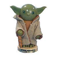 Kurt Adler 7 1/2-in. Star Wars Yoda Christmas Nutcracker