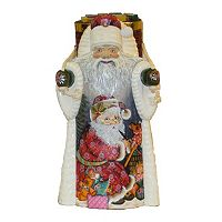 Kurt Adler 11 1/2-in. Czar Treasures Christmas Santa