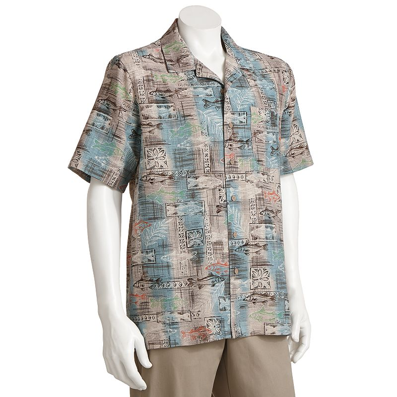 Batik bay clothing kohl 39 s for Men s batik bay silk blend button down shirt