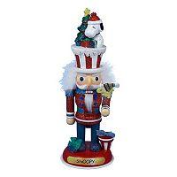 Kurt S. Adler 12-in. Snoopy Hollywood Christmas Nutcracker