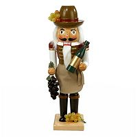 Kurt Adler 15-in. Wine Grower Christmas Nutcracker
