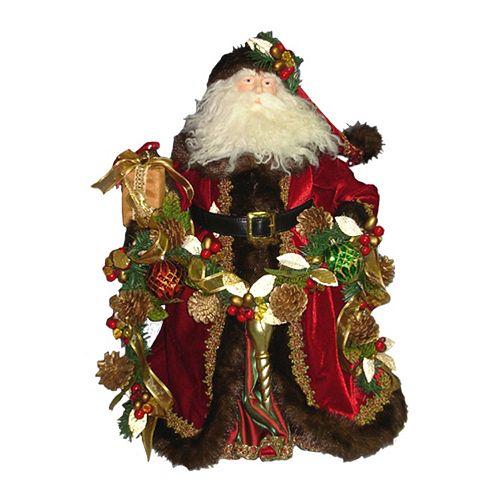 kurt adler christmas santa decor - Kurt Adler Christmas