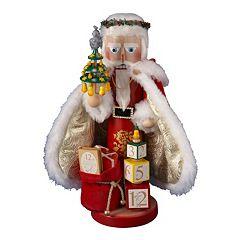 Kurt S. Adler 17-in. 12 Days of Christmas Musical Nutcracker