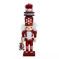 Kurt Adler 12-in. Gingerbread Christmas Nutcracker with Cookie Hat
