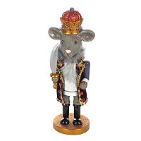 Kurt Adler 12-in. Hollywood Mouse King Christmas Nutcracker