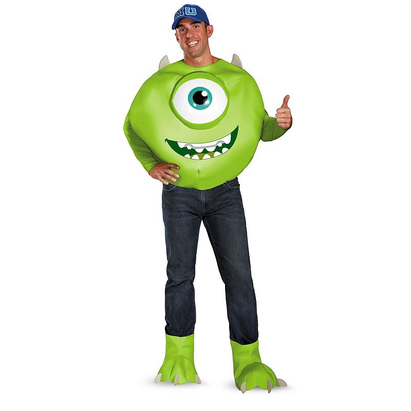 Disney / Pixar Monsters University Mike Deluxe Costume - Adult