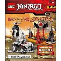 LEGO Ninjago Build An Adventure Set