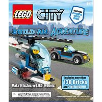 LEGO City Build An Adventure Set