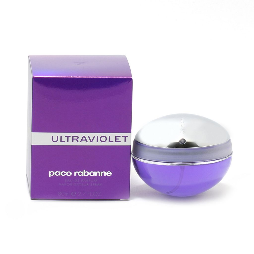 Paco Rabanne Ultraviolet For Women Women's Perfume