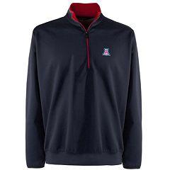 Men's Arizona Wildcats 1/4-Zip Leader Pullover