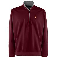Men's Arizona State Sun Devils 1/4-Zip Leader Pullover