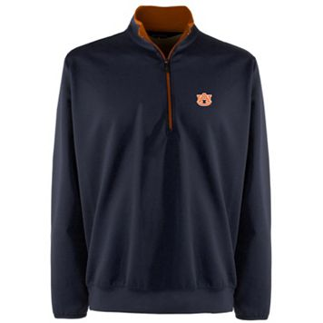Men's Auburn Tigers 1/4-Zip Leader Pullover