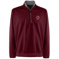 Men's Boston College Eagles 1/4-Zip Leader Pullover