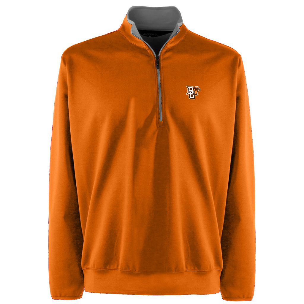 Men's Bowling Green Falcons 1/4-Zip Leader Pullover